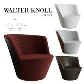 Armchair Walter Knoll Ameo