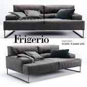 FRIGERIO sofa CLOUD-4