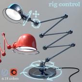 D9406 - Jielde floor lamp