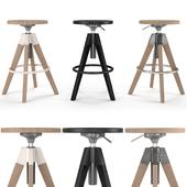 Arki-Stool Bar Chair