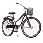 Cruiser Bike with Basket