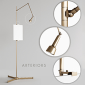 Arteriors Aja Easel Floor Lamp