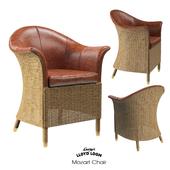 Lusty's lloyd loom Mozart Chair