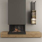 Fireplace and firewood3