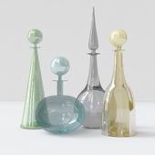 Decor vases