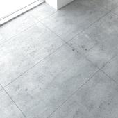 Concrete floor 1