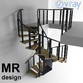 Ladder from the studio MRdesign