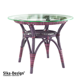 Sika Design Originals dining table multicolor