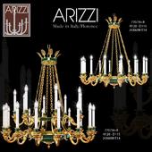 Две люстры Arizzi 770/16+8 - 770/16