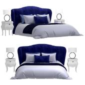 Fendi Casa  Athenee bed