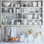 Dishes set - 3