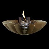 Desk Fireplace Cosmo Tabletop (GlammFire)