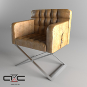 Leather chair АСъ-28
