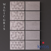 Keros Magic Gris
