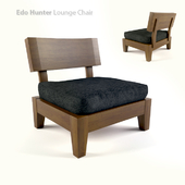 Edo Hunter Lounge Chair