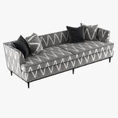Monroe sofa by kate spade