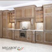kitchen Megaros duca d'este 1037