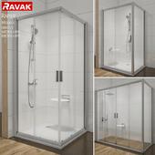 Ravak Rapier Corner Shower Enclosures