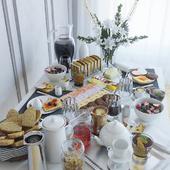 Table setting 22. Breakfast -2