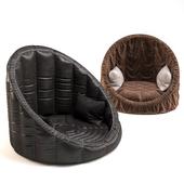 Swivel Saltanat Chair