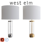 West Elm Acrylic Column