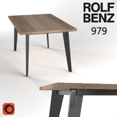 ROLF BENZ 979