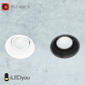 Recessed rotary lamp PLT-200_8
