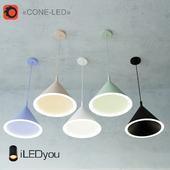 CONE LED Suspension Lamp