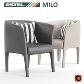 ESTEL GROUP MILO | Easy chair
