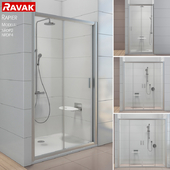 Shower doors Ravak Rapier