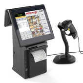 All-in-one POS terminal Posiflex HS2310