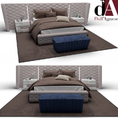 Bed CHANEL BIANCO Dall'Agnese