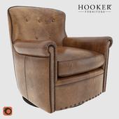 Hooker Jacob Swivel Club Chair