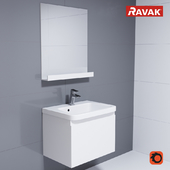 Set Ravak 10 °