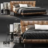 B & B Italia Husk Bed