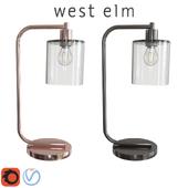 West Elm Lens table lamp
