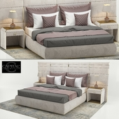 Bed Capital Collection 2017 TRILOGY LETTI