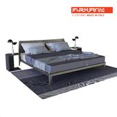 Flexform Isabel Bed