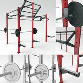 Power Frame for CrossFit