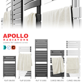 Apollo PALERMO radiators + towels