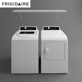 Standing Electric Washer & Dryer