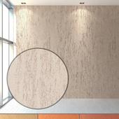 Set of decorative plasters