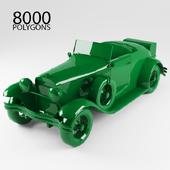 Car Lowpoly
