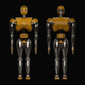 Robot-fitter Kuzmich