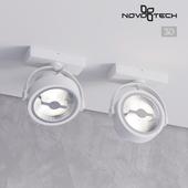 Surface-mounted LED lamp NOVOTECH 357560 SNAIL