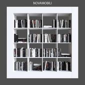 NOVAMOBILI Librerie Frame