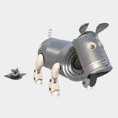 Robot-dog