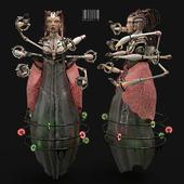 Robot-dancer kalery1.2