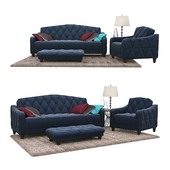 Futon Furniture Living Room Lounge