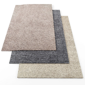 Asiatic tula rugs